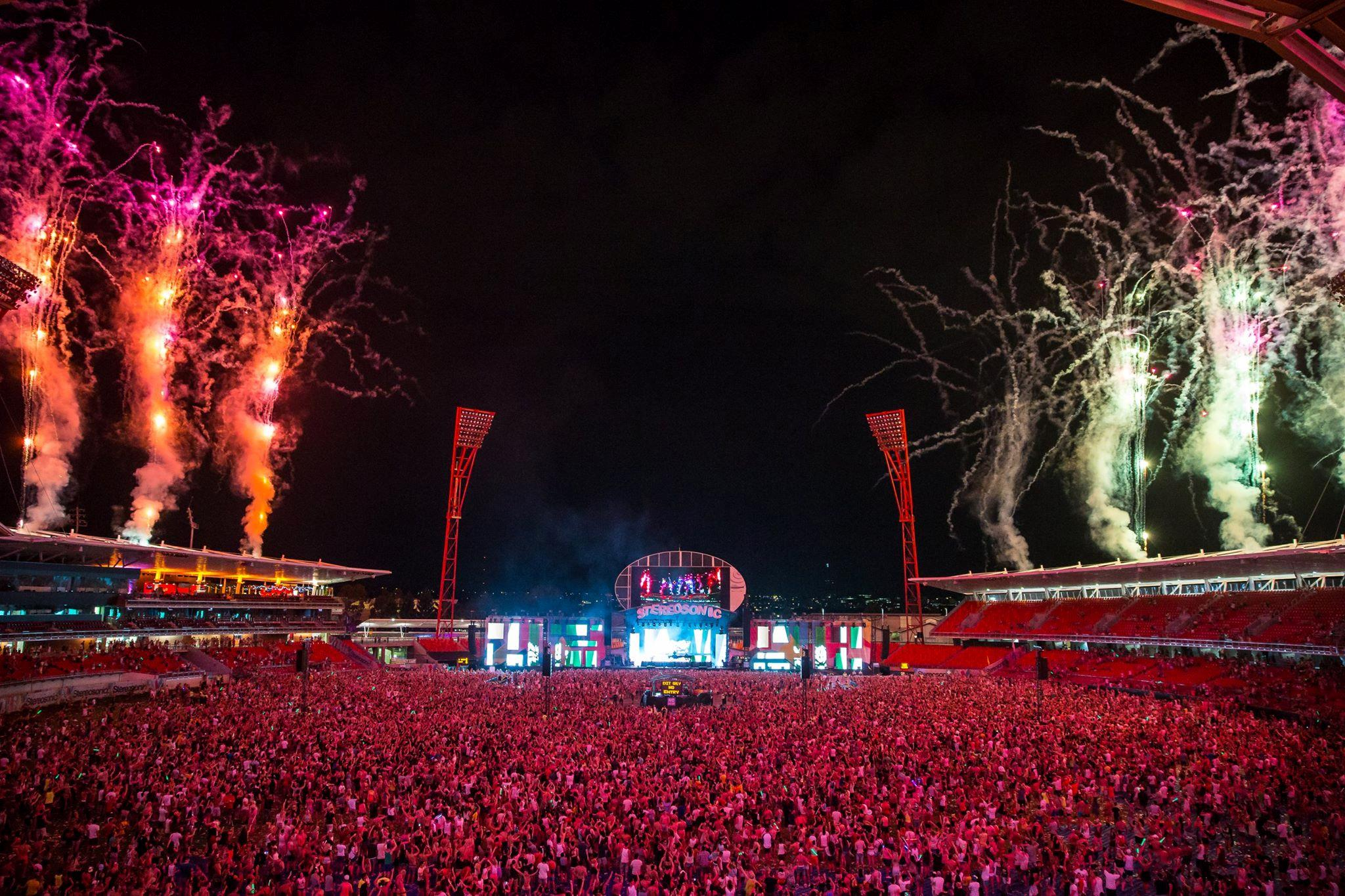 Stereosonic Mainstage
