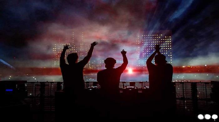 Swedish House Mafia UMF 2013