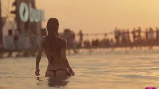 Bob Sinclar, Cinderella: il video girato al Festival di Kazantip