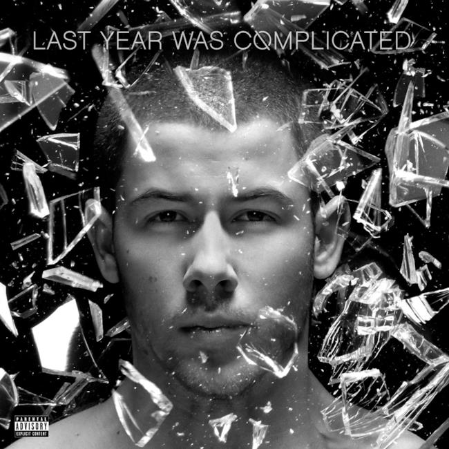 Last Years Was Complicated Nick Jonas cover