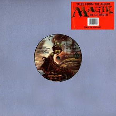 Tales from the Album Magik - EP
