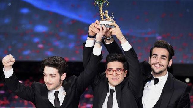 Il Volo vince Sanremo 2015