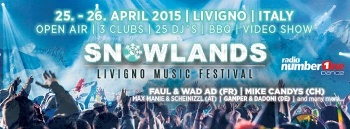 Snowlands 2015