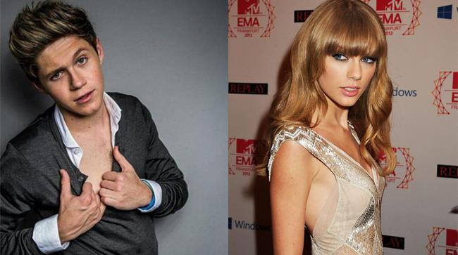 Taylor Swift e Niall Horan