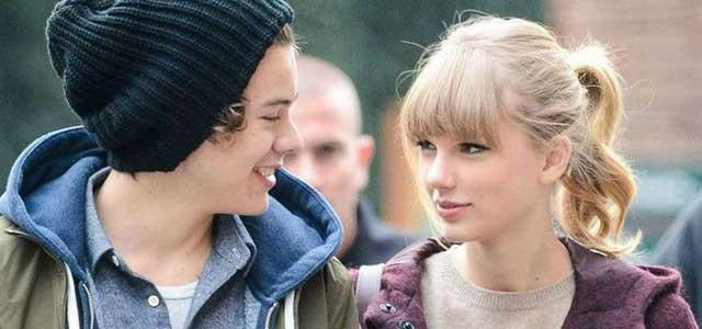 harry styles immortalato in compagnia di taylor swift nel 2012