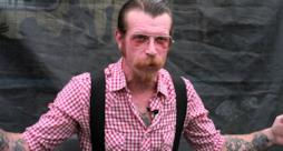 Jesse Hughes degli Eagles Of Death Metal