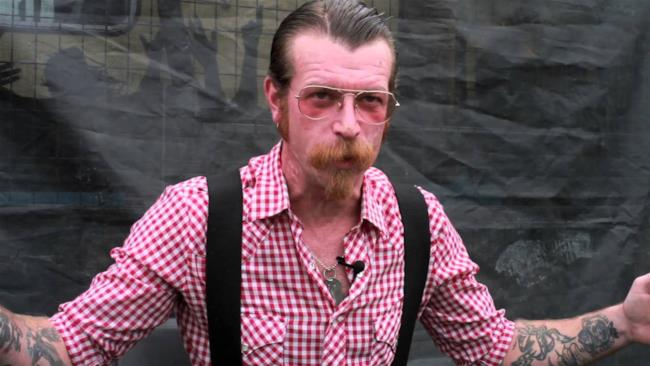 Jesse Hughes degli Eagles Of Death Metal