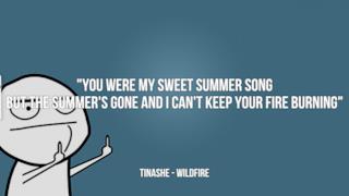 Tinashe: le migliori frasi delle canzoni