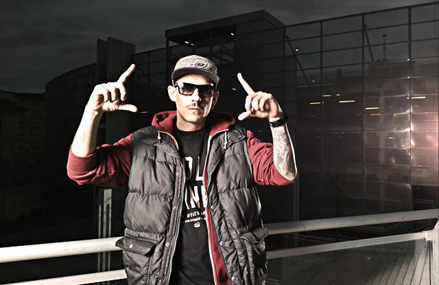 Il rapper romano Noyz Narcos