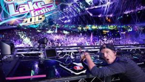 Il Lake Festival in Austria è pronto ad ospitare i grandi nomi della musica EDM come Avicii