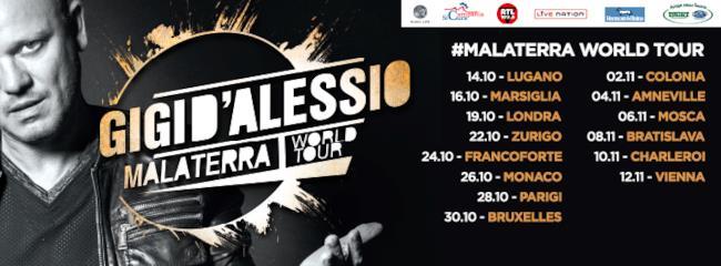 Malaterra Tour