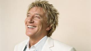 Rod Stewart sulla droga: la cocaina si prende per via anale