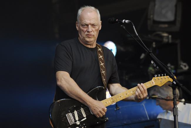 David Gilmour, a settembre arriva Rattle That Lock