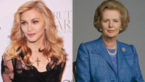 Madonna elogia Margaret Thatcher, i fan gay la riempiono di critiche