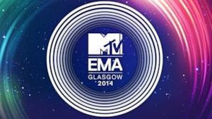 Il logo degli MTV EMA 2014
