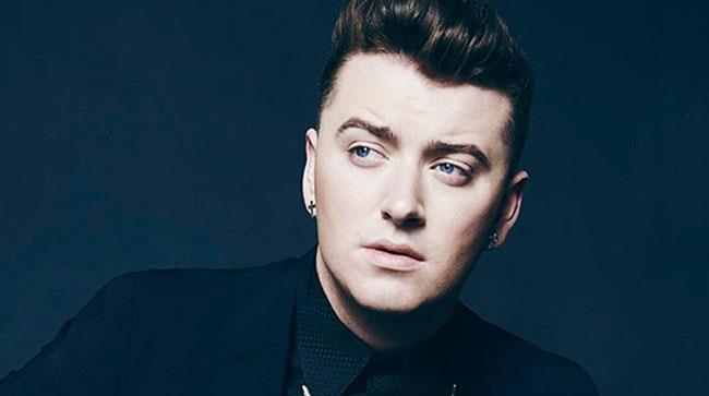 Primo piano di Sam Smith
