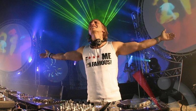 David Guetta Ibiza