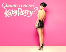 Quanto conosci Katy Perry?