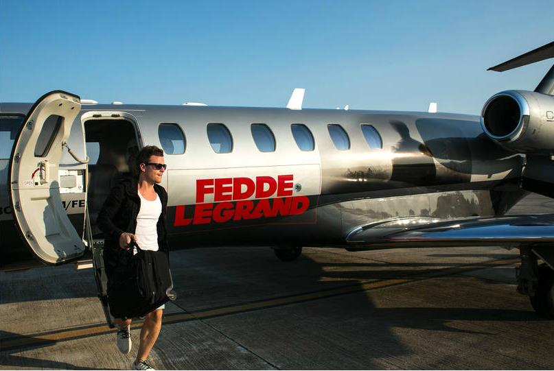 Jet Privato Olbia : La voglia di volare dei dj i jet privati della star edm