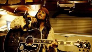 Johnny Depp alla chitarra: le 9 collaborazioni rock da conoscere