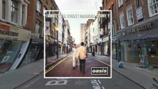 Le cover di alcuni celebri album viste con la Google Street View