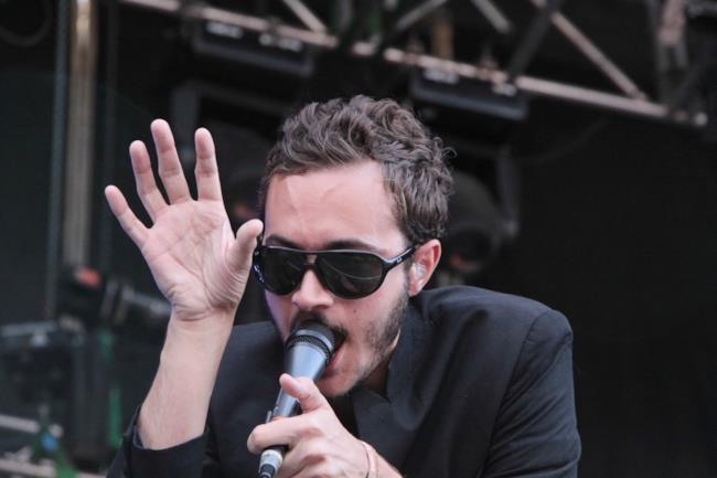Tom Smith, cantante degli Editors