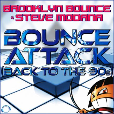 Bounce Attack (Back to the 90s) [Remixes] - EP