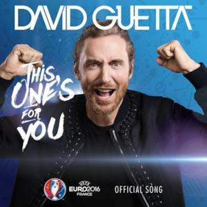 This One's For You (Official Song of UEFA EURO 2016) - Single