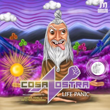 Cosa Nostra - Life Panic - Single