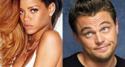 Rihanna e Leonardo di Caprio