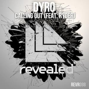 Calling Out (feat. Ryder) - Single