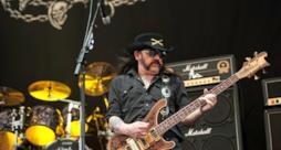 Lemmy, leader dei Motorhead