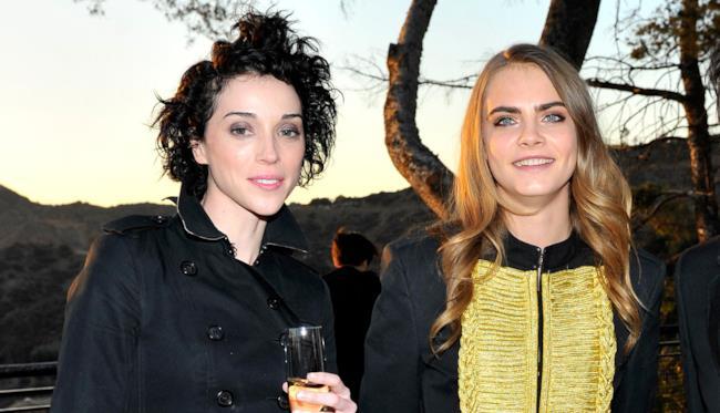 St. Vincent e Cara Delevingne insieme