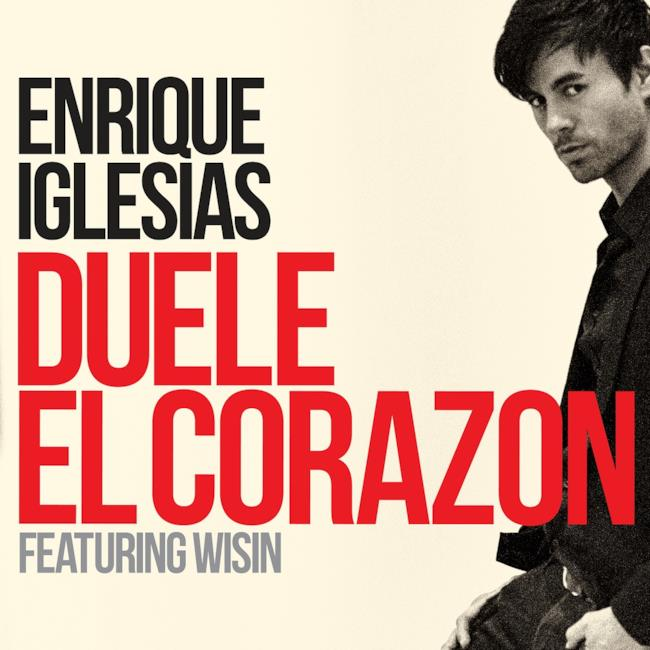 Duele el corazon Iglesias ft. Wisin