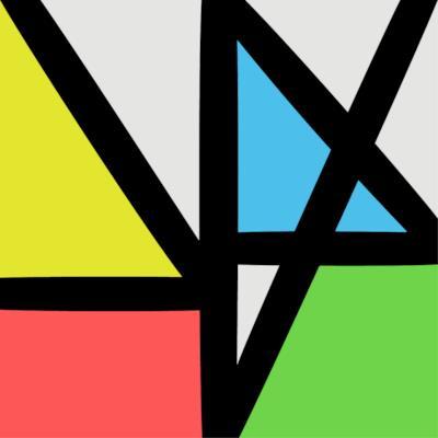 New Order, la copertina del nuovo album Music Complete