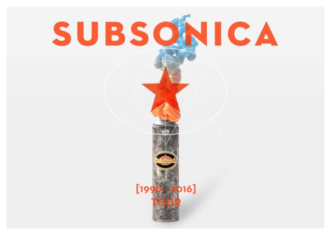 Subsonica live 2016