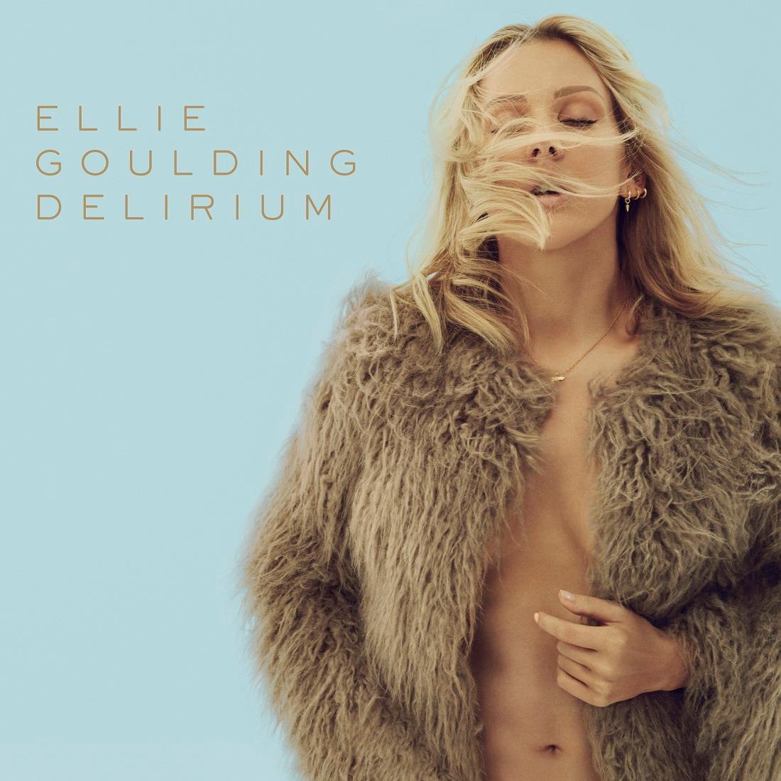 Cover di Delirium, album di Ellie Goulding