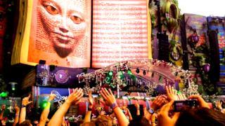 Il Tomorrowland e lo Space di Ibiza hanno rilasciato due libri per festeggiare i loro anniversari