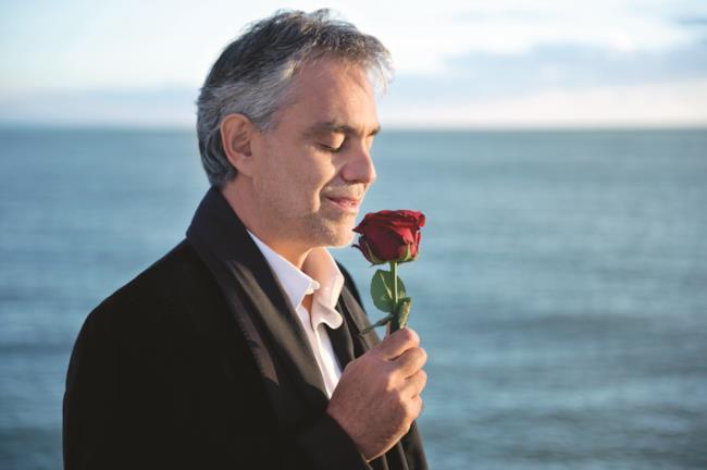 Caracalla: a sorpresa Andrea Bocelli