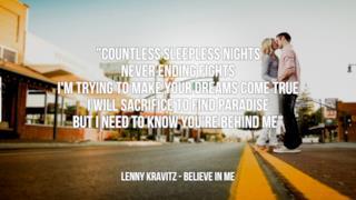 Lenny Kravitz: le migliori frasi dei testi delle canzoni