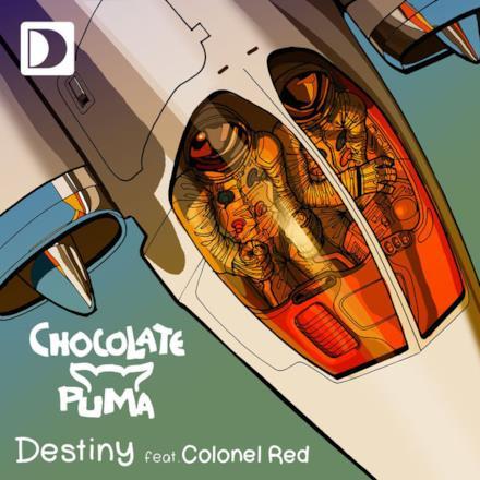 Destiny (feat. Colonel Red) - Single
