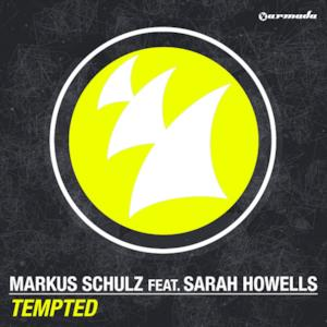 Tempted (feat. Sarah Howells) [Remixes] - EP
