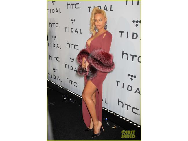 Beyoncé ed il suo fisico da 10 e lode