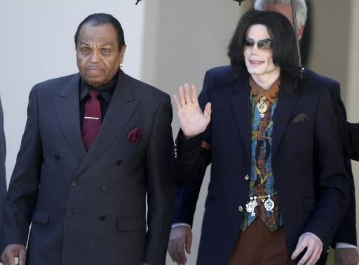 Michael e Joe Jackson