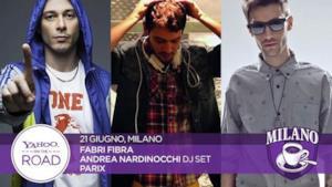 Fabri Fibra: Yahoo! On The Road regala il concerto del 21 giugno a Milano
