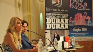 Duran Duran in concerto a Margherita di Savoia