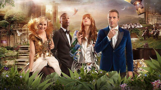 Pharrell, Chris Martin e altri per BBC Music -  God Only Knows dei Beach Boys