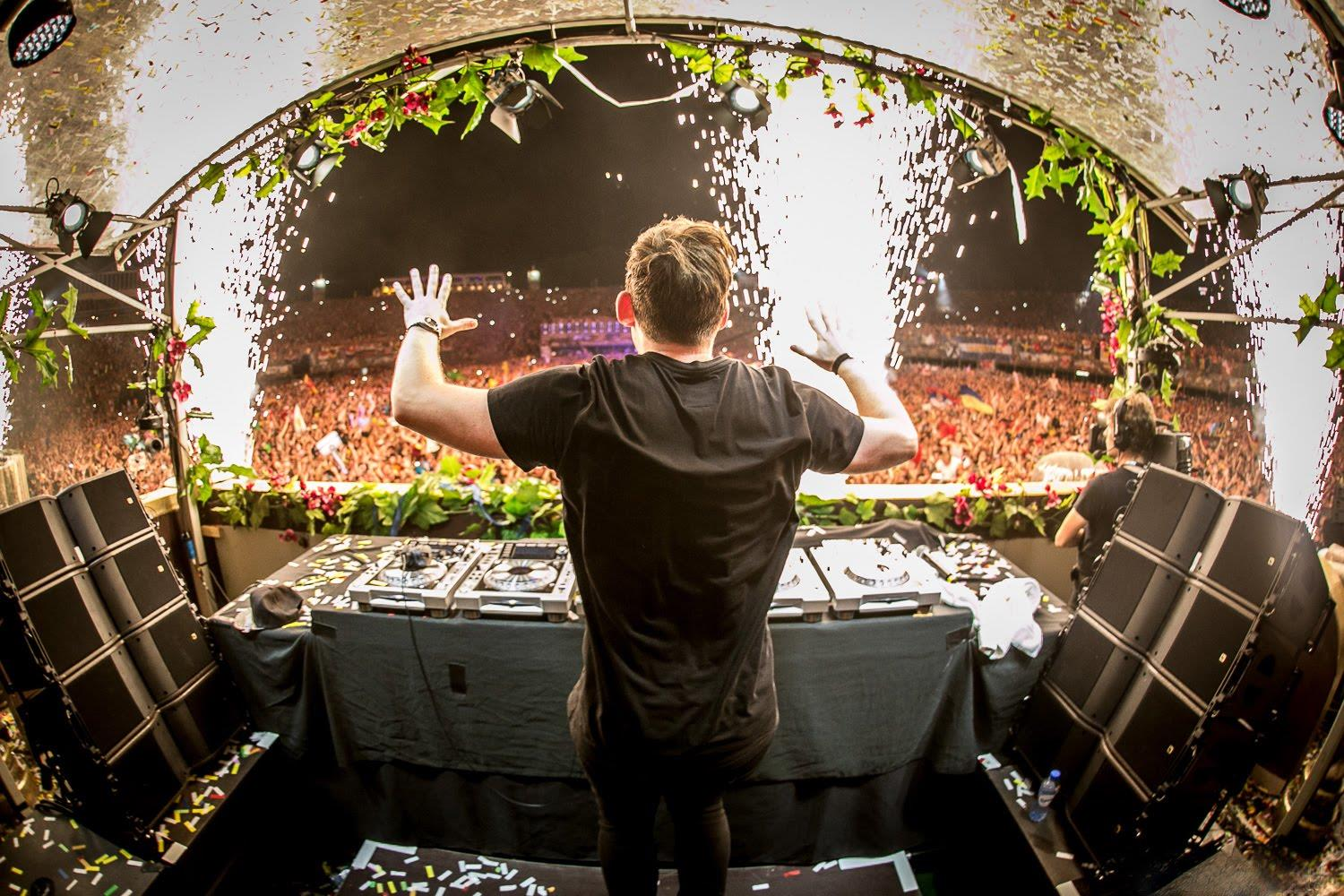Hardwell Tomorrowland