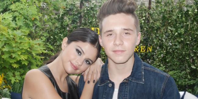 Selena Gomez e Brooklyn Beckham, insieme a New York.
