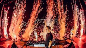 Martin Garrix in tour